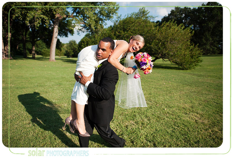 Awesome Loose Park Wedding Pictures