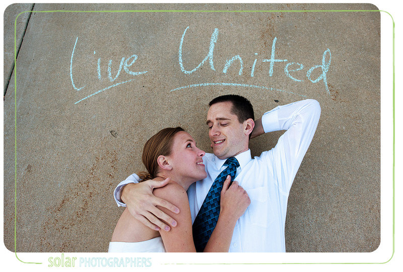 Live United engagement picture.