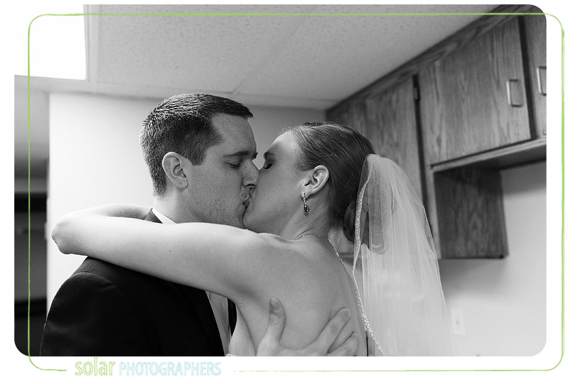 Couple after they just got married.