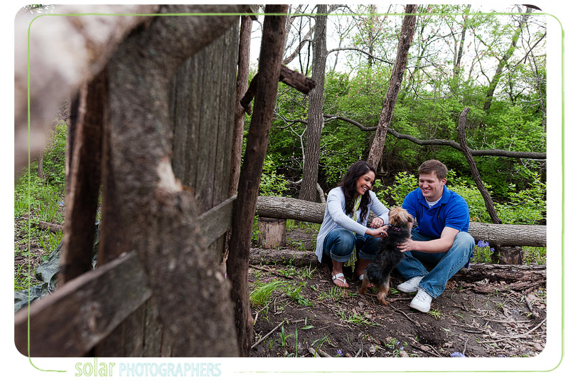 Kansas City engagement photographer.