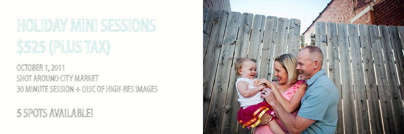 kansas city family photographer mini sessions