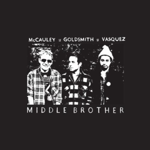 Middle Brother album cover.
