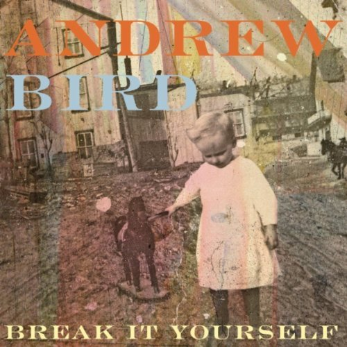 Andrew Bird Break It Yourself album art.