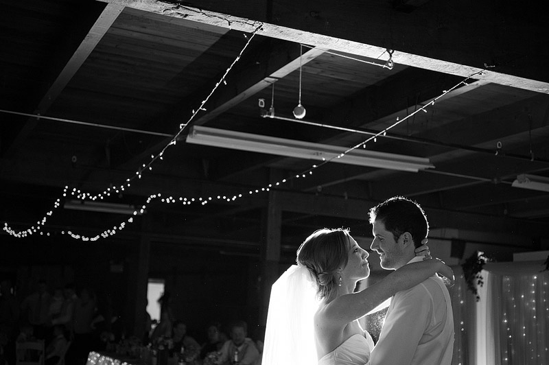 Sweet first dance picture at the Arts Tech building downtown Kansas City.