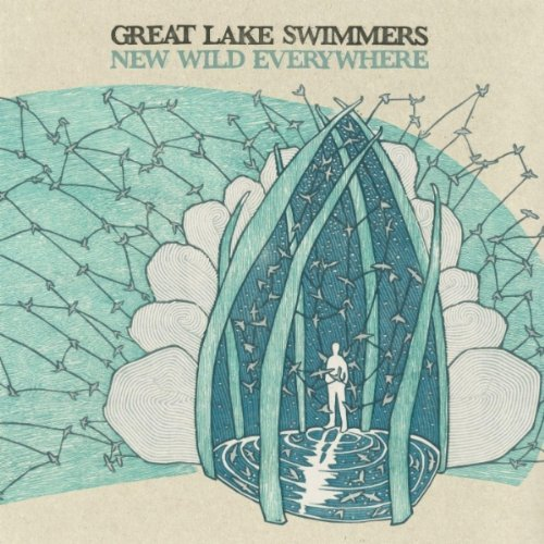 Great Lake Swimmers New Wild Everywhere album art.