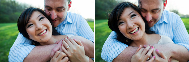 Kansas City engagement photographers.