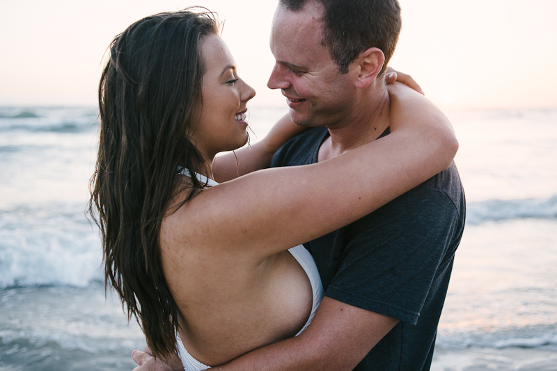 Sexy southern California engagement pictures.