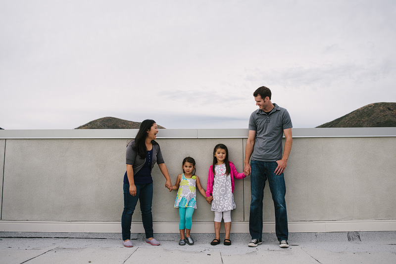 Family photography in San Luis Obispo, California.