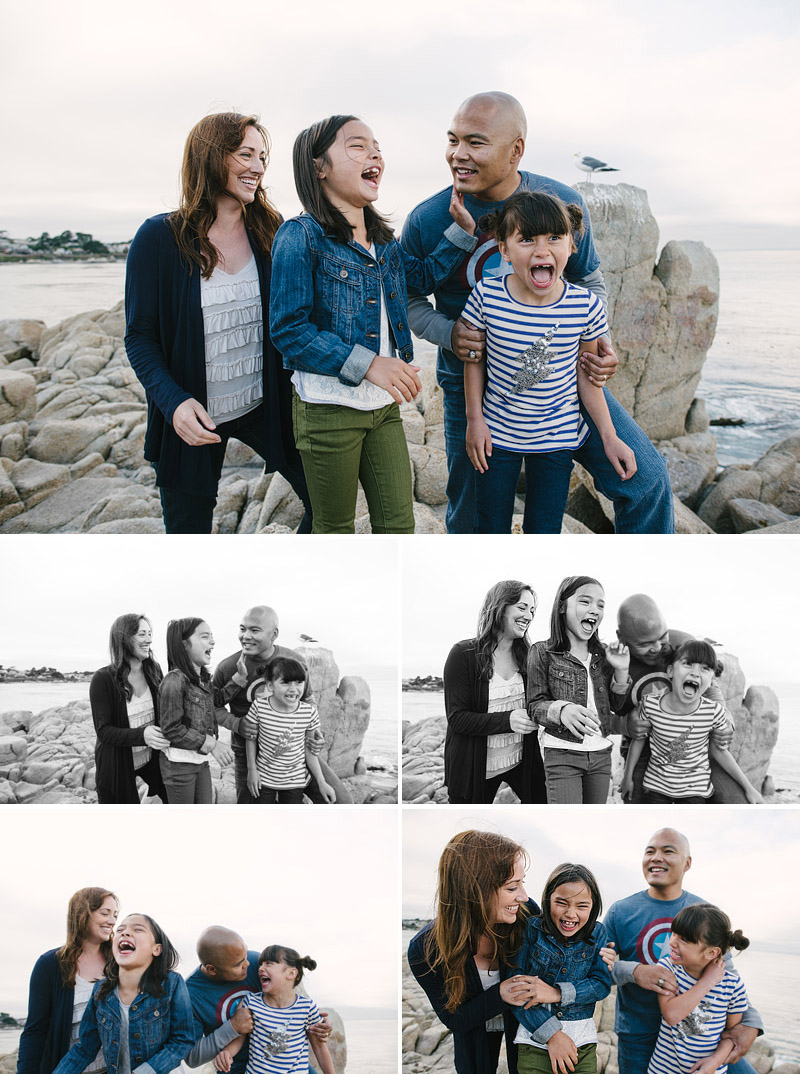Pacific Grove Family Photographer.