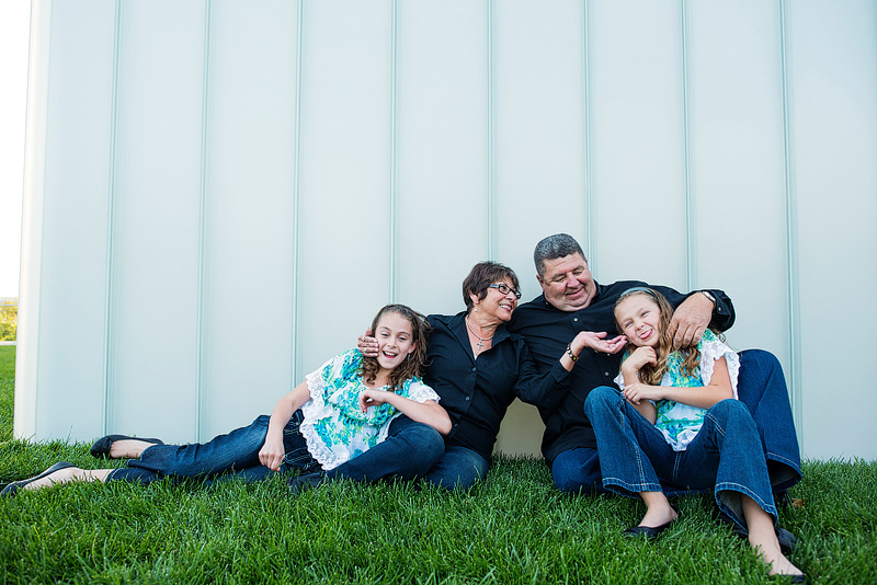 Kansas City portrait photography family.