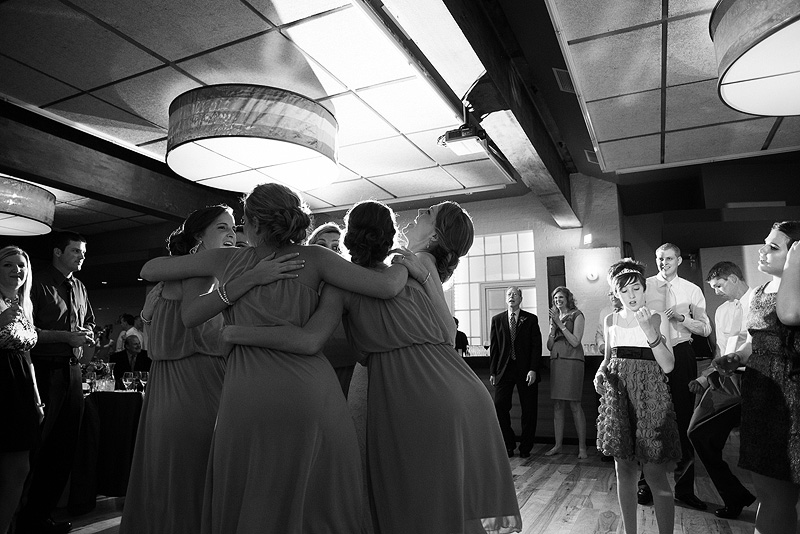 Girls dancing at the Alton Ballroom.