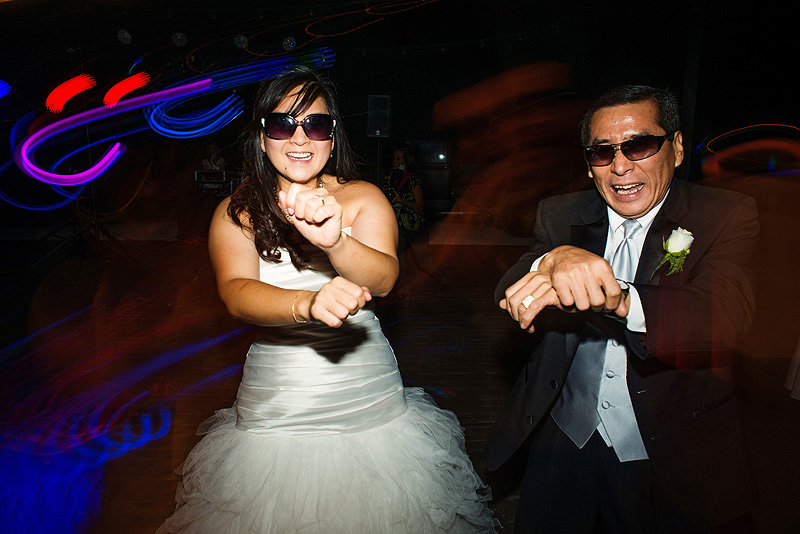 Gangnam Style father daughter dance in Kansas City.