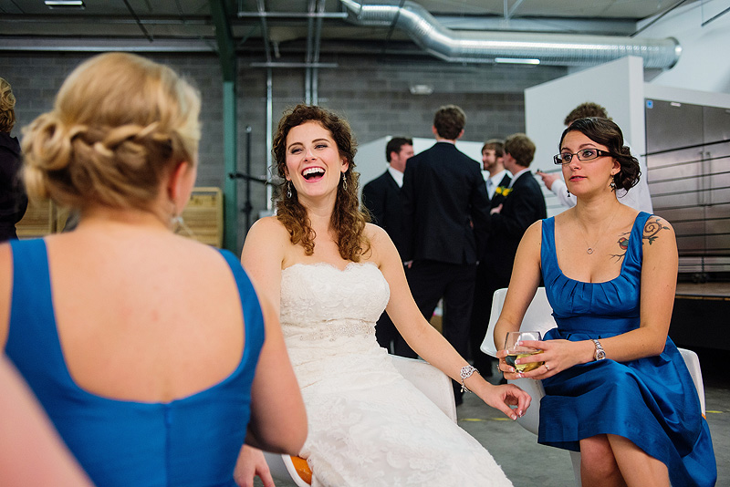Candid wedding photography in Kansas City.