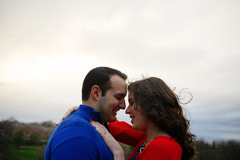 Lawrence engagement photographer.